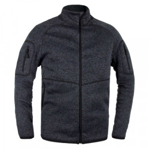 P1G-TAC РЕГЛАН ПОЛЬОВИЙ PILGRIM 2.0. CHARCOAL HEATHER UA281-29960-CH-2
