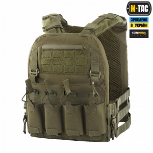 M-TAC ПЛИТОНОСКА CUIRASS QRS XL RANGER GREEN
