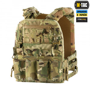 M-TAC ПЛИТОНОСКА CUIRASS QRS XL MULTICAM