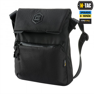 M-TAC СУМКА KONVERT BAG ELITE BLACK
