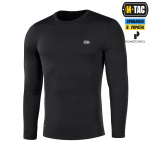 M-TAC ТЕРМОСОРОЧКА WINTER BASELAYER BLACK