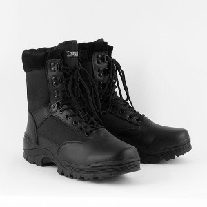 МІЛТЕК ЧЕРЕВИКИ TACTICAL SIDE ZIP BOOTS BLACK 12822102