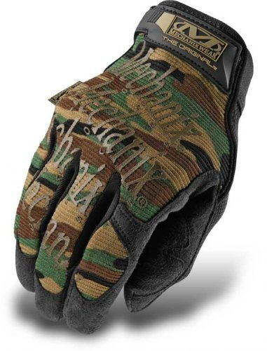 MECHANIX ORIGINAL GLOVES WOODLAND
