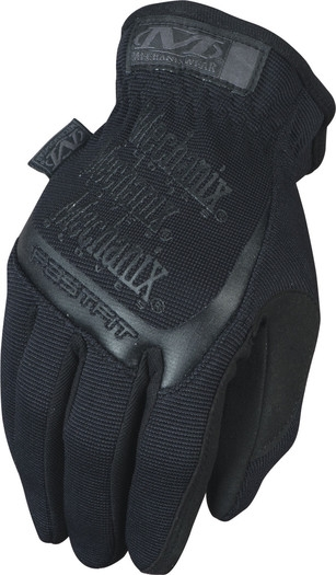 MECHANIX ANTI-STATIC FASTFIT COVERT GLOVES BLACK