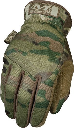 MECHANIX ANTI-STATIC FASTFIT GLOVES MULTICAM
