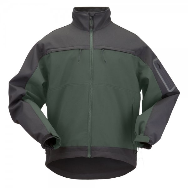 5.11 КУРТКА TACTICAL CHAMELEON SOFTSHELL JACKET MOSS 48099INT