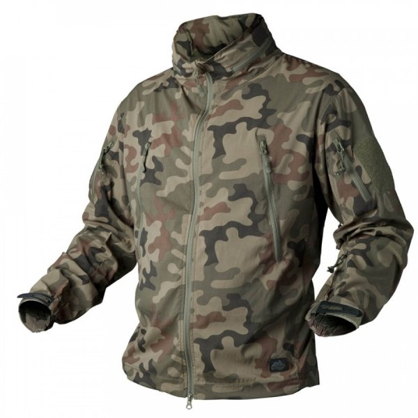 HELIKON-TEX КУРТКА TROOPER - STORMSTRETCH PL WOODLAND H2210-04