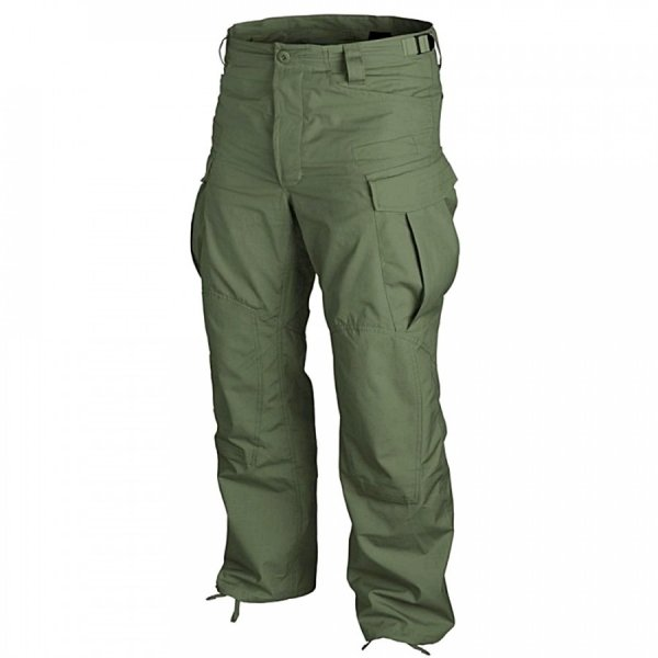 HELIKON-TEX ШТАНИ SFU PANTS POLYCOTTON RIPSTOP OLIVE GREEN H4173-02