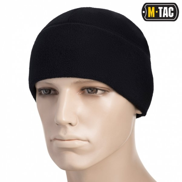 M-TAC ШАПКА WATCH CAP ФЛІС (260Г/М2) DARK NAVY BLUE