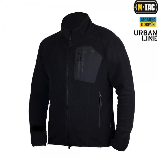 M-TAC КОФТА STEALTH MICROFLEECE DARK NAVY BLUE