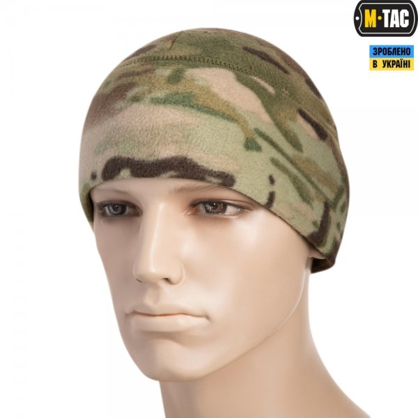 M-TAC ШАПКА WATCH CAP ФЛІС (260Г/М2) WITH SLIMTEX MC
