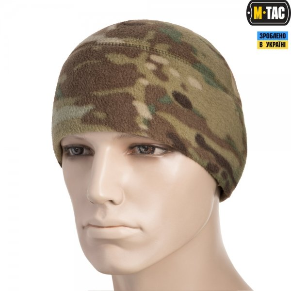 M-TAC ШАПКА WATCH CAP ФЛІС (260Г/М2) MC