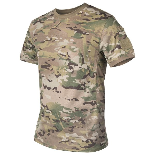 HELIKON-TEX ТАКТИЧНА ФУТБОЛКА TOPCOOL MULTICAM H3247-14