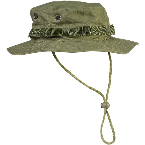 HELIKON-TEX ПАНАМА US GI COTTON RIPSTOP OLIVE H7319-02