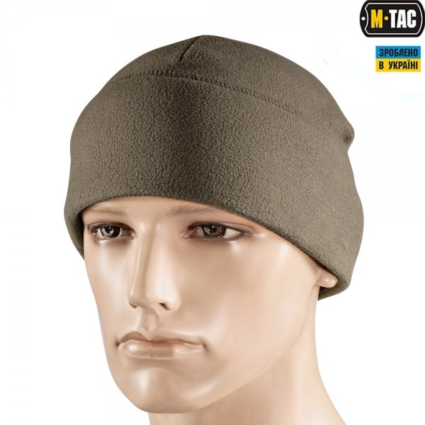 M-TAC ШАПКА WATCH CAP ФЛІС (260ГМ2) WITH SLIMTEX DARK OLIVE