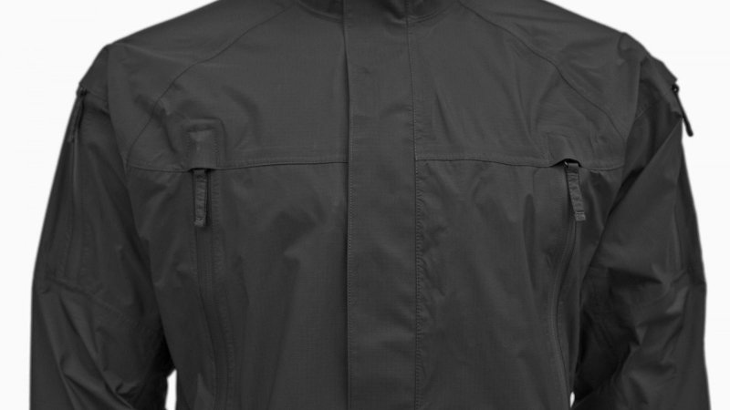 CARINTHIA КУРТКА PRG JACKET BLACK