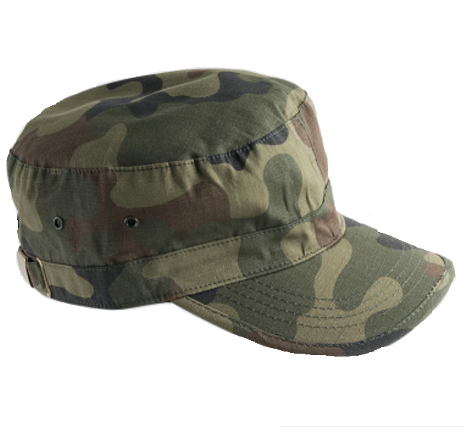 HELIKON-TEX КЕПКА COMBAT POLYCOTTON RIPSTOP PL WOODLAND H7213-04