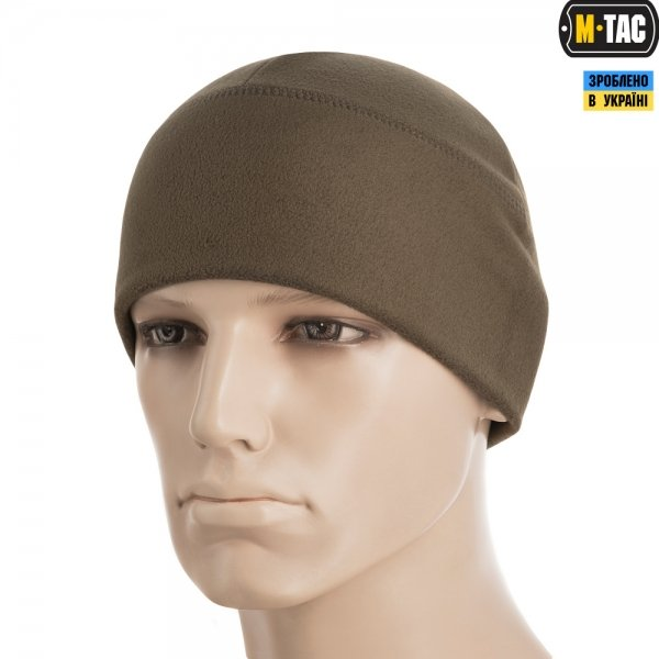 M-TAC ШАПКА WATCH CAP ELITE ФЛИС WINDBLOCK 295 DARK OLIVE