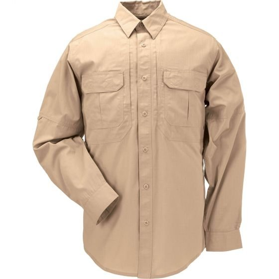 5.11 СОРОЧКА TACLITE PRO LONG SLEEVE SHIRT COYOTE 72175-120