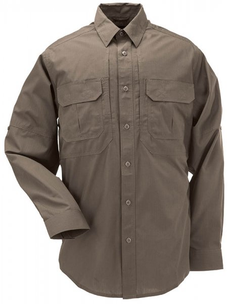 5.11 СОРОЧКА TACLITE PRO LONG SLEEVE SHIRT TUNDRA 72175-192