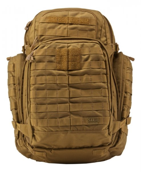5.11 РЮКЗАК RUSH 72 BACKPACK FLAT DARK EARTH 58602
