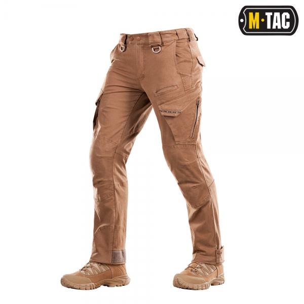 M-TAC ШТАНИ AGGRESSOR VINTAGE COYOTE BROWN 20440017