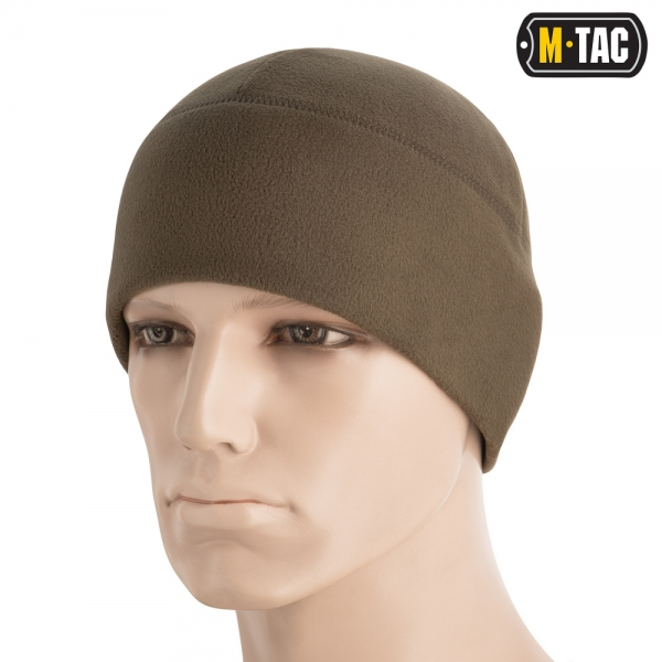 M-TAC ШАПКА WATCH CAP ELITE ФЛІС (260Г/М2) DARK OLIVE