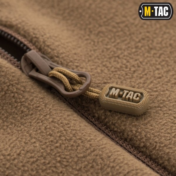 M-TAC КОФТА STEALTH MICROFLEECE GEN.II DARK COYOTE