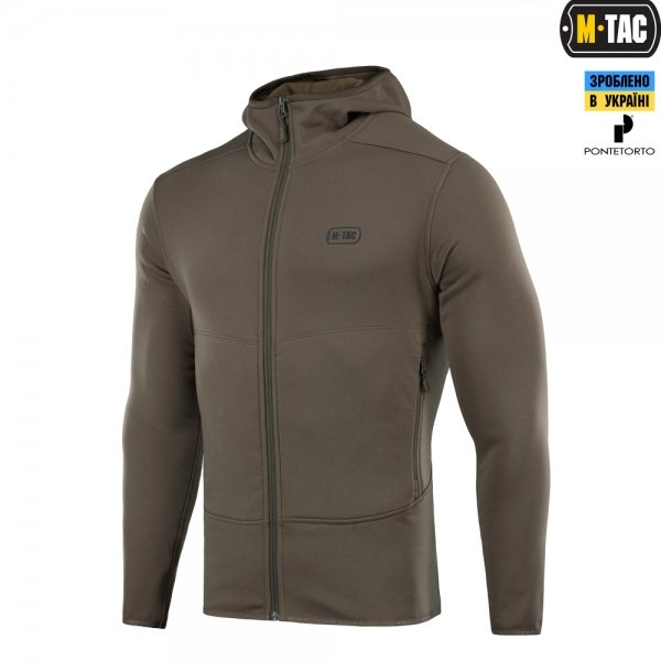 M-TAC КОФТА SHADOW MICROFLEECE OLIVE