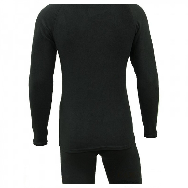 CHAMELEON ТЕРМОСОРОЧКА CORAL FLEECE BLACK 0214-04
