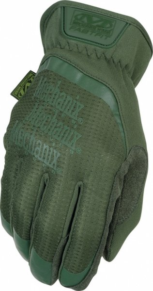 MECHANIX ANTI-STATIC FASTFIT GLOVES OLIVE DRAB