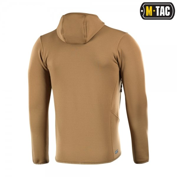 M-TAC КОФТА SHADOW MICROFLEECE COYOTE