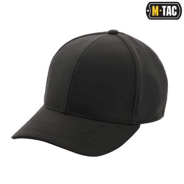 M-TAC БЕЙСБОЛКА SOFT SHELL COLD WEATHER BLACK