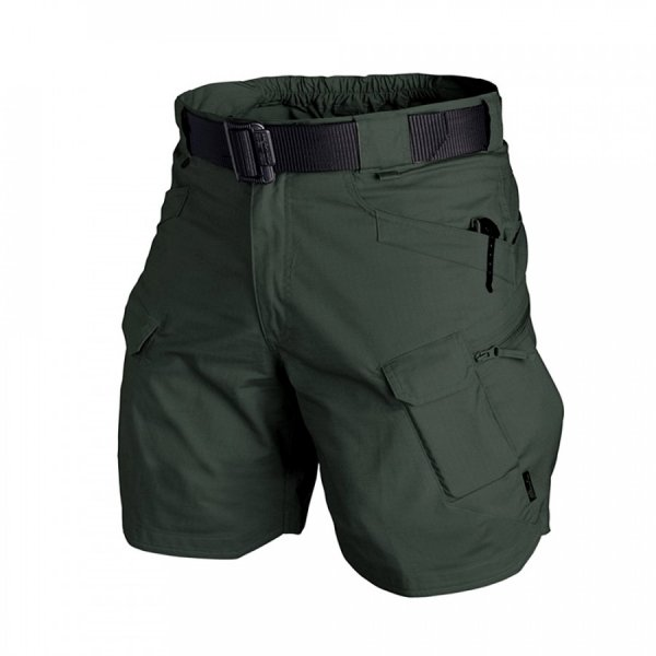 HELIKON-TEX ШОРТИ UTS 8,5 POLYCOTTON RIPSTOP JUNGLE GREEN H5054-27