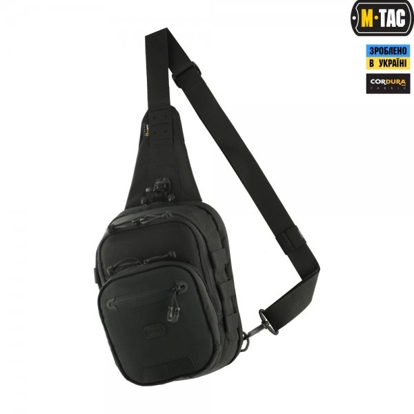 M-TAC СУМКА CROSS BAG ELITE BLACK
