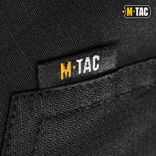 M-TAC БРЮКИ AGGRESSOR ELITE NYCO BLACK 20412902