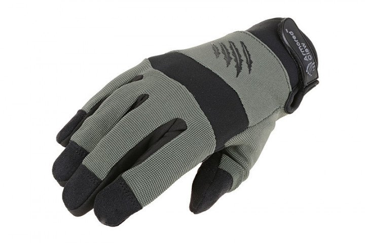 ARMORED CLAW РУКАВИЦІ SHOOTER COLD SAGE GREEN 7838