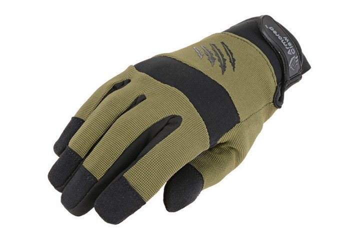 ARMORED CLAW РУКАВИЦІ SHOOTER COLD OLIVE 11276