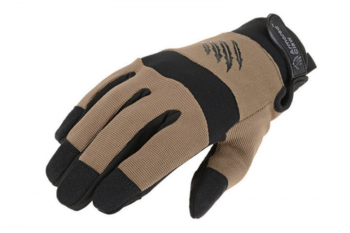 ARMORED CLAW РУКАВИЦІ SHOOTER COLD HALF TAN 11284