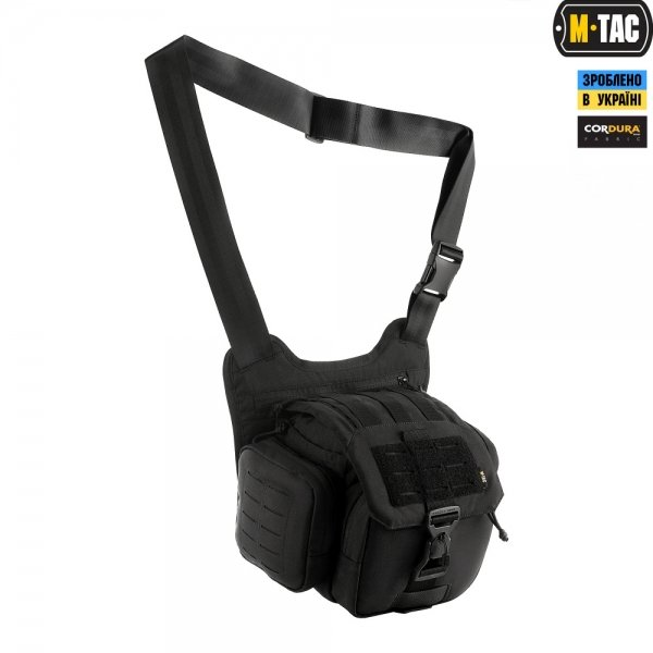 M-TAC СУМКА STRONGHOLD BAG ELITE BLACK