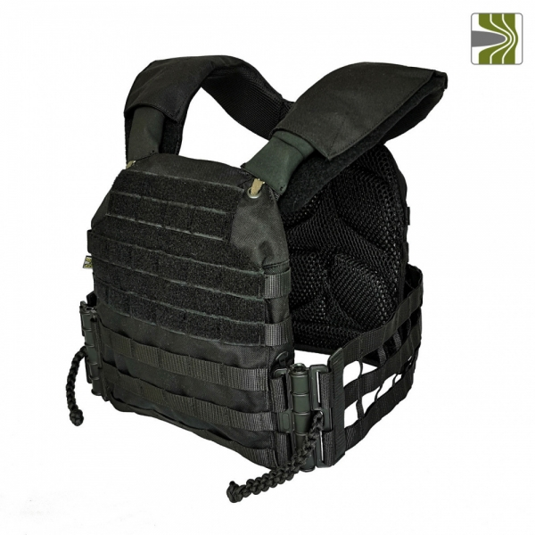 БАЛІСТИКА PLATE CARRIER MODEL M3 BLACK