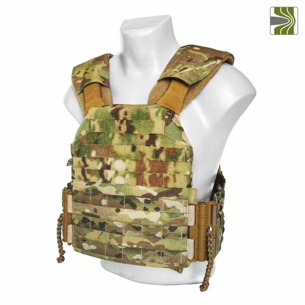 БАЛІСТИКА PLATE CARRIER MODEL M3 MULTICAM