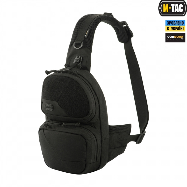 M-TAC СУМКА BUCKLER BAG ELITE BLACK