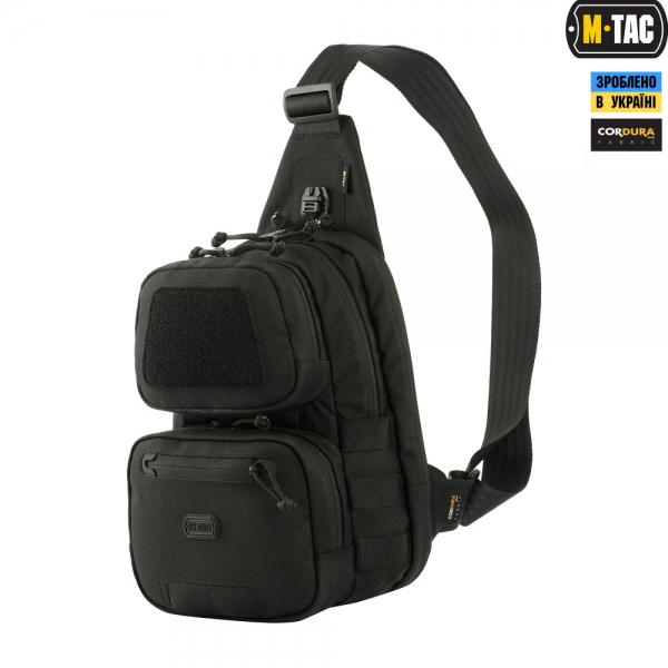 M-TAC СУМКА DEFENDER BAG ELITE BLACK