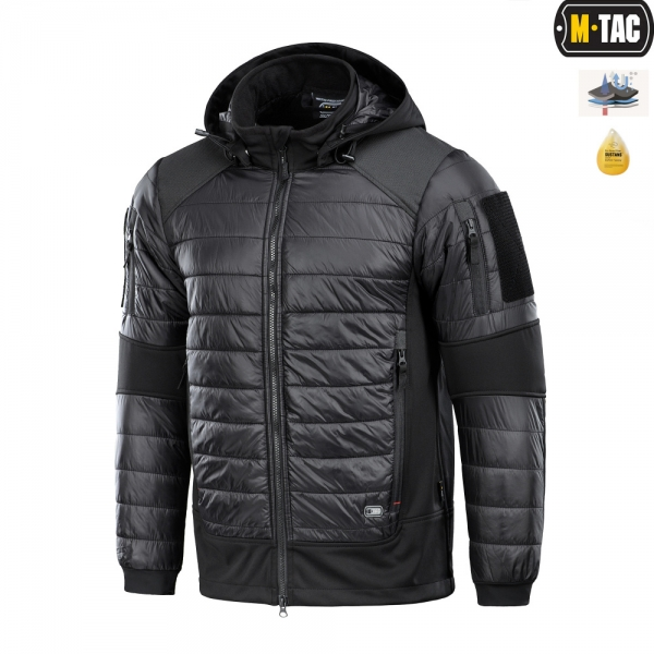 M-TAC КУРТКА WIKING LIGHTWEIGHT GEN.II BLACK