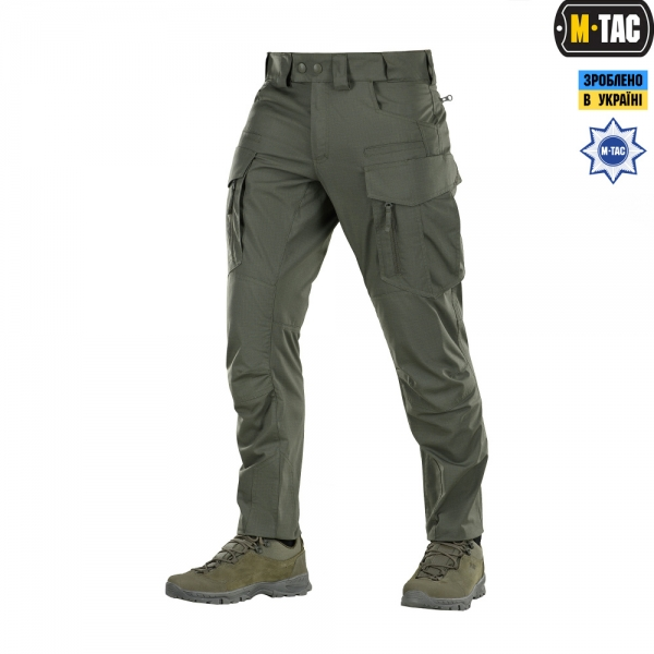 M-TAC ШТАНИ PATRIOT FLEX SPECIAL LINE ARMY OLIVE