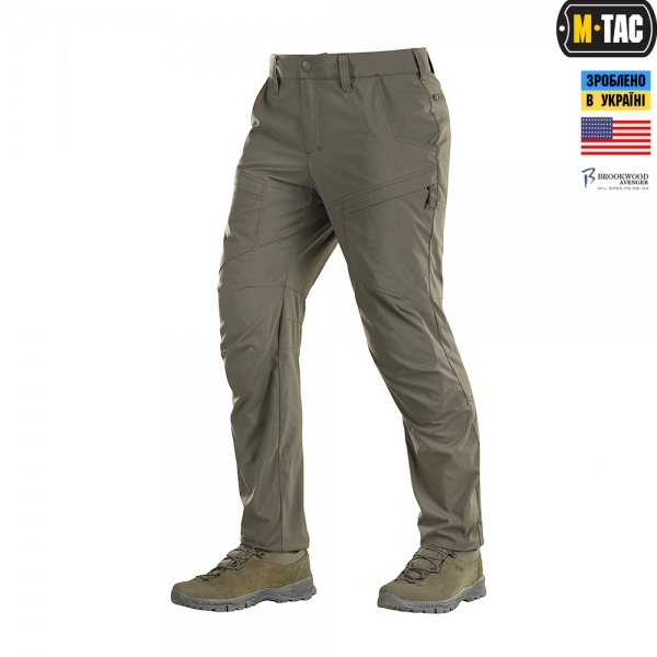M-TAC БРЮКИ FLASH DARK OLIVE