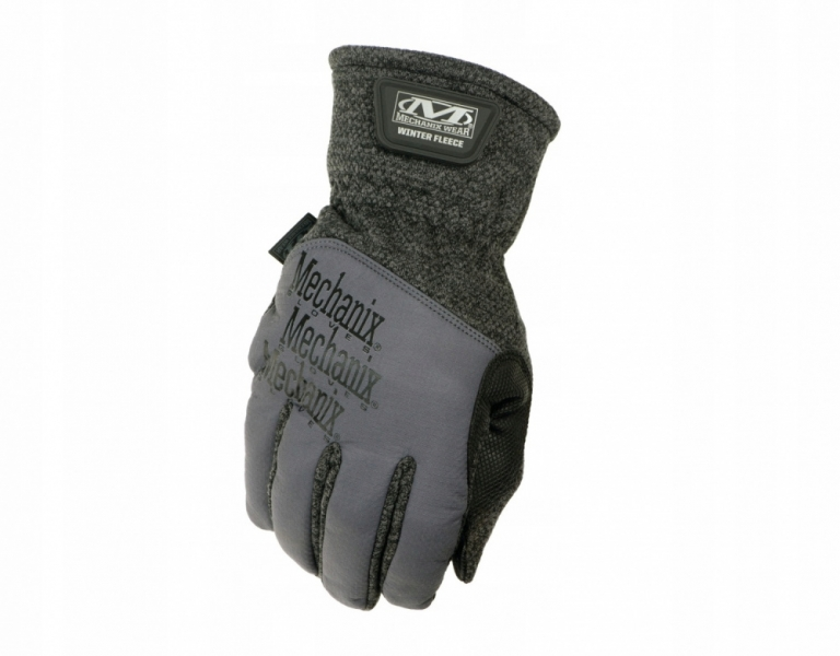 MECHANIX WINTER FLEECE GLOVES GRAY