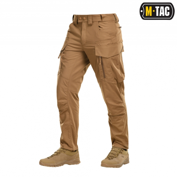 M-TAC ШТАНИ PATRIOT FLEX SPECIAL LINE COYOTE BROWN