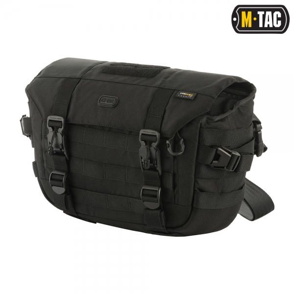 M-TAC СУМКА MESSENGER BAG ELITE BLACK
